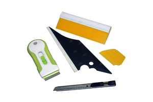 Professional Window Tint Tools Kit for Car Auto Film Tinting Squeegy Application