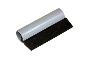 Black Turbo Squeegee Window Tint Film Tool 13cm Black Smoothie Professional Application Tool